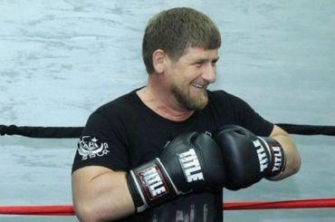 Кадыров отправил внокаут директора ансамбля песни итанца