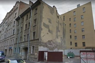 Взатопленном подвале дома наПетроградке нашли мертвеца