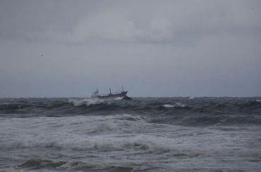 Российский сухогруз потерпел крушение вЧерном море