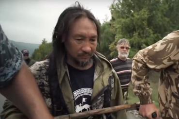 Якутский шаман Александр Габышев готовится кновому походу наМоскву