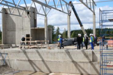 Склад за2 млрд рублей построят наВолхонском шоссе