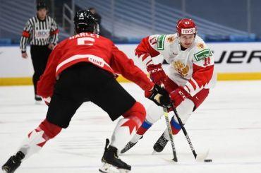 Ларионов опоражении России отКанады: Это хоккей, это нетрагедия