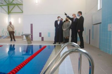 Новую школу вЛенсоветовском откроют к1апреля