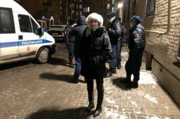 Полицейские задержали 13 депутатовМО «Смольнинское» прямо назаседании