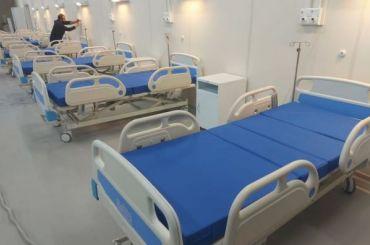 Избольниц вовремя праздников выписали около 8 тысяч петербуржцев