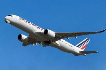 Air France вфеврале запустит рейсы изПетербурга вПариж