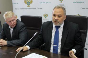 Глава УФАС вПетербурге Вадим Владимиров ушел вотставку