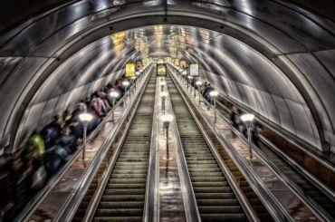 Пенсионерка умерла настанции метро «Пушкинская»