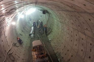 Метрострой рассказал оходе строительства коричневой ветки метро