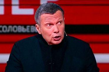 Соловьев посоветовал Навальному повзрослеть