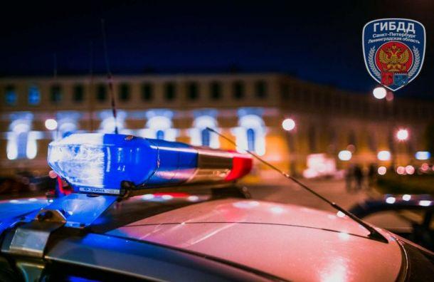Инспекторам ГИБДД пришлось побегать запьяным водителем каршеринга