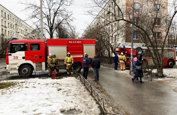 Жертвами пожара наулице Костюшко стали два человека