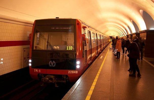 Более 300 новых вагонов появятся впетербургском метро