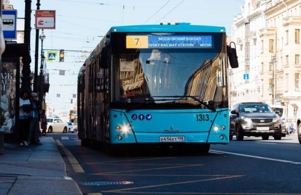 Смольный планирует закупить в2021 году 54 новых автобуса