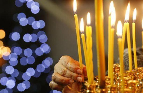Беглов поздравил петербуржцев спредстоящим Рождеством
