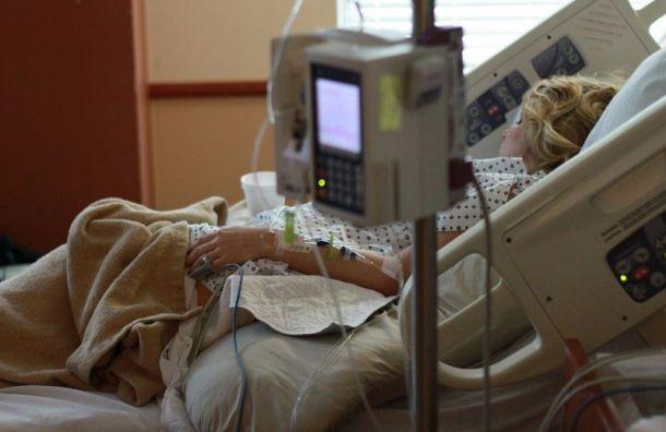 Четверть петербургских пациентов болеют коронавирусом втяжелой форме