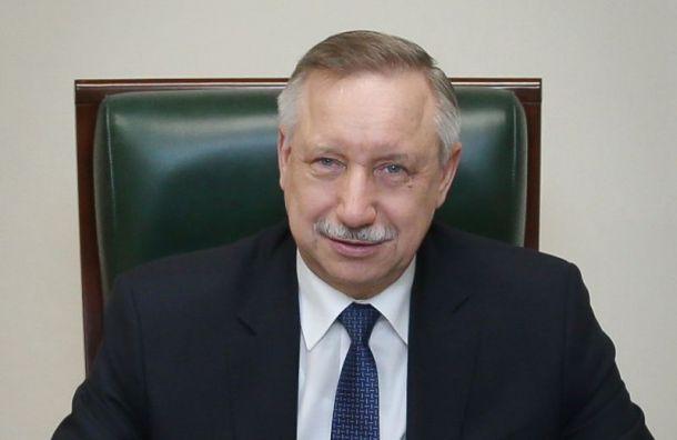 Беглов назвал участников акции 31января безответственными эгоистами