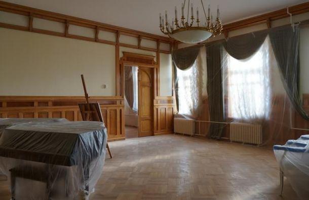 Реставрацию дома Набоковых пообещали завершить ксентябрю