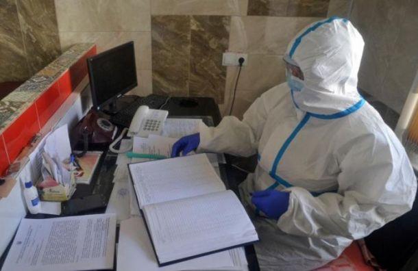 Засутки коронавирус вПетербурге выявили у1175 человек