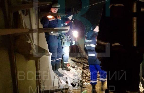Жильцам дома воВсеволожске после ноябрьского взрыва частично возместят ущерб