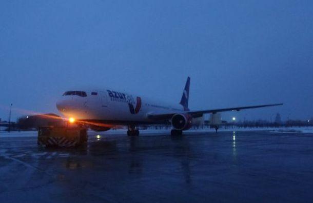 Сильный мороз: рейс в Танзанию из Пулково отложили на неопределенный срок