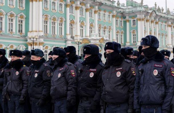 Петербуржца задержали по новому уголовному делу после акции 31 января