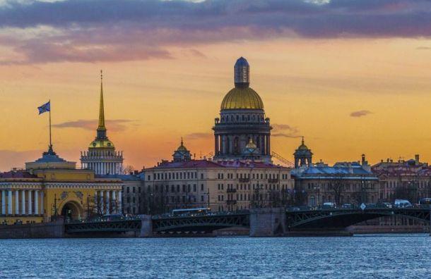 Петербург вошел втройку регионовРФ ссамым высоким качеством жизни