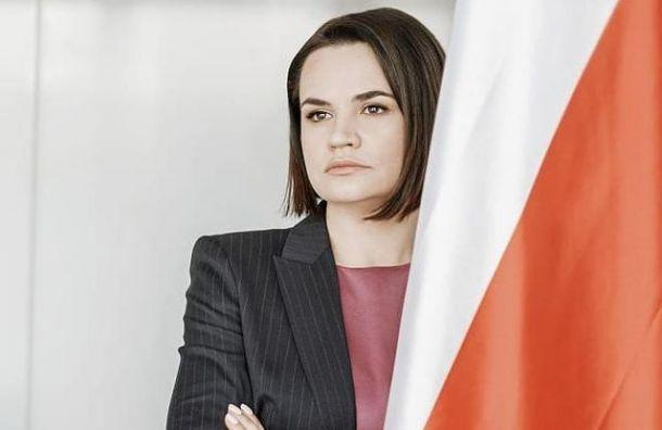 Тихановская считает, что через полгода Лукашенко покинет президентский пост