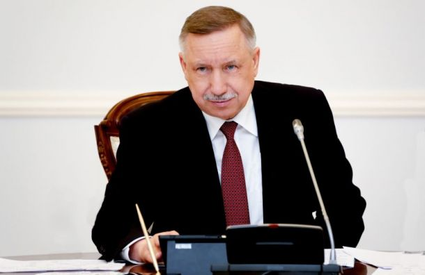 Беглов занял 12-е место внациональном рейтинге губернаторов