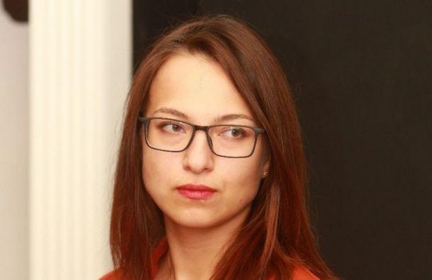 Корреспондента «Базы» Мяйлу Мачюлите задержали вПетербурге