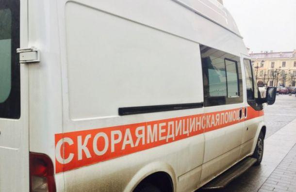 Пассажир Daewooскончался после ДТП с автобусом в Ленобласти