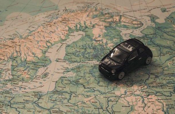КПП награнице России иФинляндии будут работать вограниченном режиме