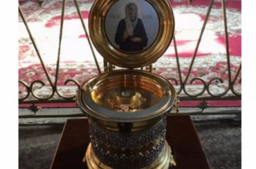 Вор продал частицу мощей святой Матроны Московской за500 рублей