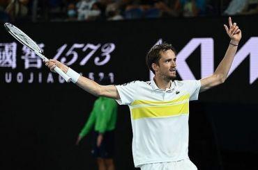 Теннисист Медведев уступил Джоковичу вфинале Australian Open