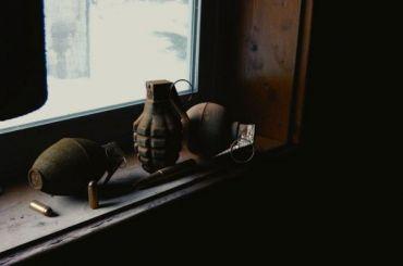 Под кроватью умершего пенсионера нашли ружье инемецкие гранаты
