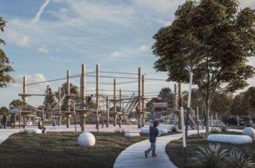 Канатный городок иамфитеатр появятся наРастанной площади вВолхове