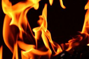 Пожилой мужчина сгорел впожаре вЛенобласти