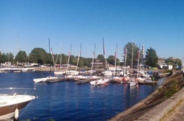 Город хочет купить яхт-клуб профсоюзов наПетровской косе за310 млн рублей