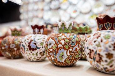Выставка «Невский ларец» вСанкт-Петербурге