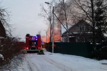 Прокуратура начала проверку пофакту взрыва ипожара вПетро-Славянке