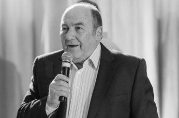 Откоронавируса умер профессор Давид Баркан