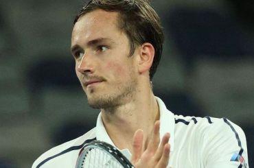 Теннисист Медведев впервые вышел вфинал Australian Open