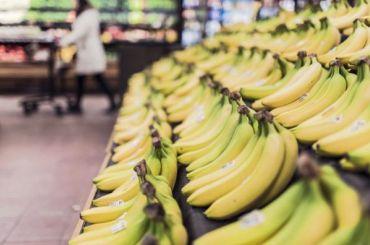 Российские магазины продавали бананы спестицидами