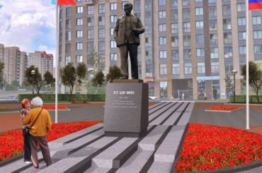 ВПетербурге обсуждают установку памятников Блоку, ХоШиМину иУшакову