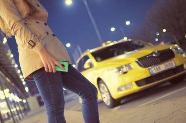 Ситимобил заблокировал таксиста, оголившего грудь пассажирки