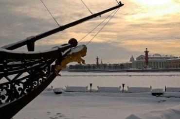 Облака над Петербургом рассеются иначнется похолодание