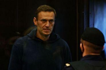 Алексея Навального небили по«приемке» вИК-2