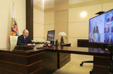 Путин: Нельзя допустить иностранного вмешательства навыборах вГосдуму