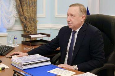 Беглов призвал усилить профилактику телефонных мошенничеств