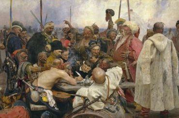 «Бурлаки наВолге» и«Запорожцы» уезжают вХельсинки